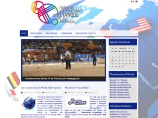 Fédération internationale de pétanque et jeu provençal (FIPJP)