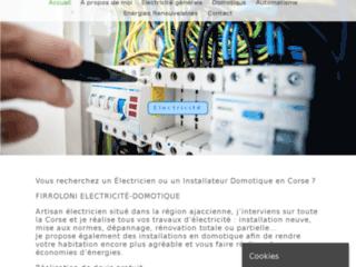 Firroloni Electricité Domotique