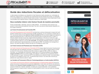 Aperçu du site Fiscalement.fr