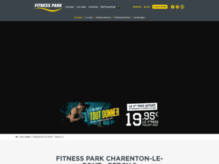 Fitness Park Bercy 2