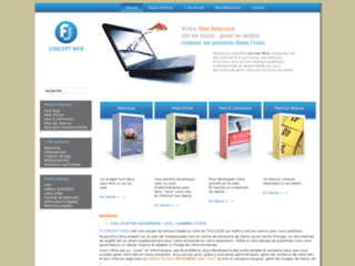 FJ Concept Web