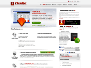 Flash Get - Un ottimo Download Manager