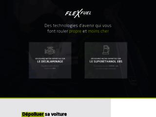 Détails : http://www.flexfuel-company.com