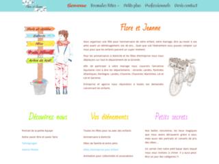 Détails : Animation enfant mariage