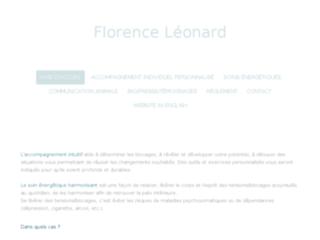 Florence leonard