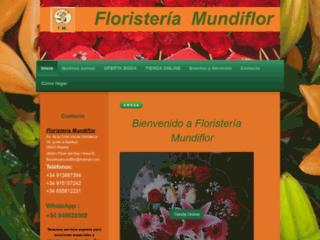 Detalles : Floristeria Mundiflor