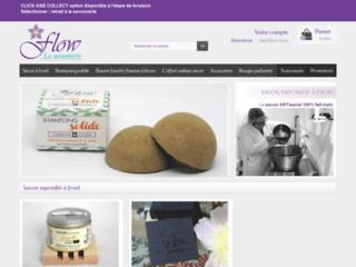 Détails : Savon saponifié à froid artisanal