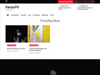 Focus TV - Canale 56 del Digitale Terrestre