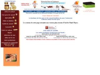 distributeur de foie gras
