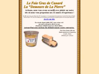 foie gras de canard artisanal