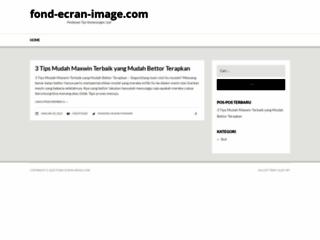 Fond Ecran Image