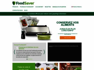 Détails : Foodsaver appareils sous vide alimentaires
