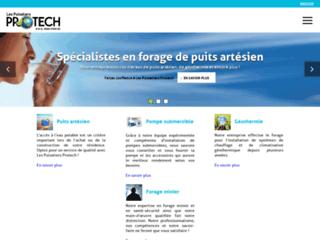Les Puits Artesien à Gatineau: Forage Protech