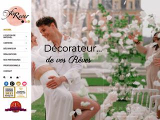 Détails : Forever Décoration Mariage, le spécialiste en réalisation décorative pour vos mariage