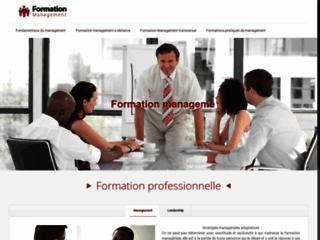 Détails : Formation management de projet