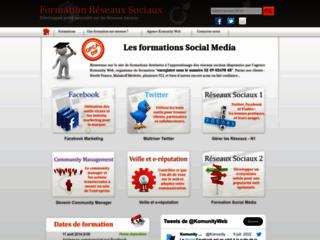 Détails : www.formation-reseau-sociaux.com