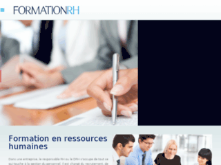 Formation en ressources humaines des responsables