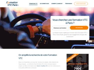 Détails : formation VTC à Paris