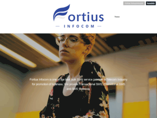 Fortius Infocom Pvt. Ltd. is a Reliable Bulk SMS Service Provider