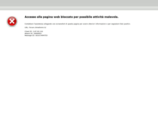 Forum chinafonini.it - Supporto e Download per Cinafonini, Cect, Sciphone, ...