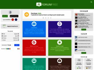 ForumFree - La più grande comunità di forum gratis