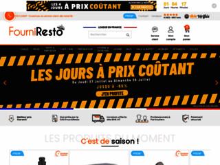 Détails : Vente de matériel pour la restauration FourniResto.com