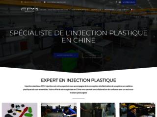 Spécialiste de la sous-traitance plastique en Chine