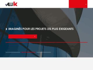 Détails : Aluk France