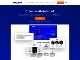 Détails : créer un site internet