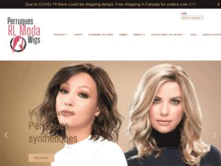 Détails : Extensions de cheveux et perruques haut de gamme