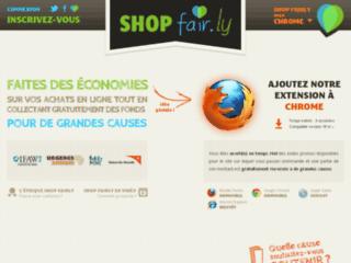 Shopfairly.com: les codes réductions