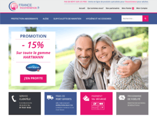 France Incontinence, incontinence et pipi au lit sur http://www.france-incontinence.fr