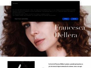 Sito Ufficiale Francesca Dellera
