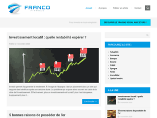 Annuaire finance