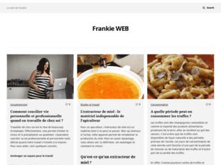Détails : Frankie Web