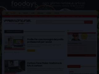 Freeonline - La guida italiana alle risorse gratuite - Dove tutto è gratis