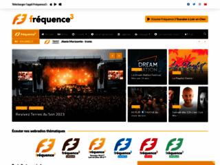 FREQUENCE3.COM - Frequence3, la premiere WebRadio
