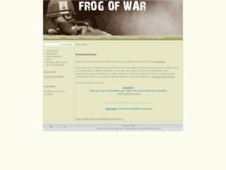 Image Frog of war