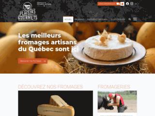 fromages du terroir québécois