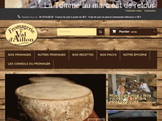 Fromagerie du val d'Aillon - Le magasin - Autres fromages de Savoie