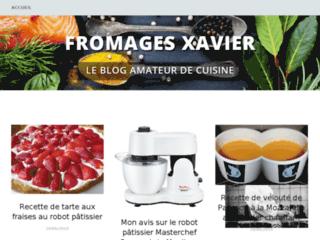 fromages d'un maître affineur