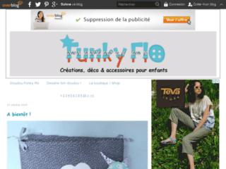 Créations pour enfants Funky Flo