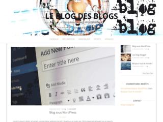 Détails : https://www.g1-blogger.de/