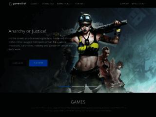GamersFirst.com - Giochi Multiplayer Online gratuiti