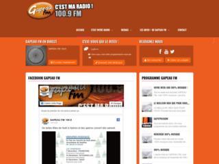 Détails : Gapeau FM