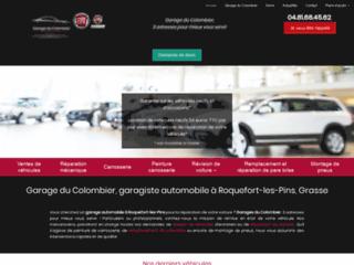 Garage automobile Roquefort-les-Pins, Grasse, Cannes
