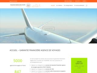 Détails : garantie-financiere-agence-de-voyages.com