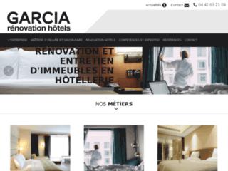 Détails : Rénovation et entretien d'immeubles en hôtellerie