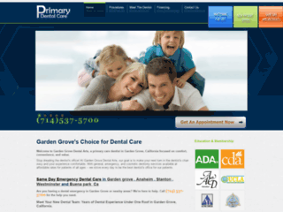 Get the Right Treatment Children dentist in Fountain Valley