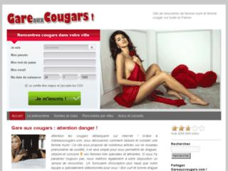Une femme cougar qu'est ce que c'est ? : www.gareauxcougars.com